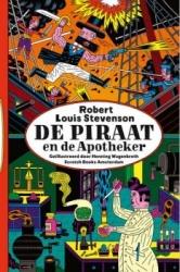 Piraat en de apotheker, de # HC - uitgave