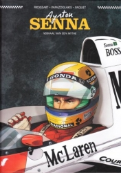 Plankgas # HC07 Ayrton Senna 1: Verhaal van een mythe