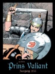 Prins Valiant # HC17 Jaargang 1953