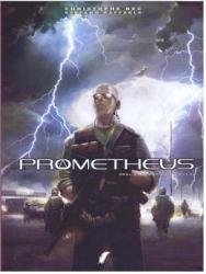 Prometheus # SC09 In het duister