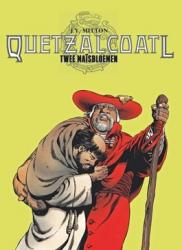Quetzalcoatl # SC01 Twee maïsbloemen