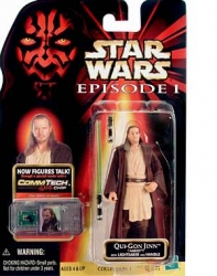 Qui-Gon Jinn (Naboo) with Lightsaber and Handle