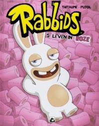 Rabbids # SC05 Leven in roze