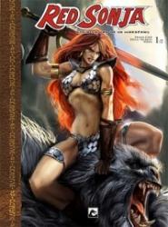 Red Sonja: Koningin van de ijswoestenij # SC01