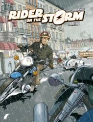 Rider on the storm # HC01 Brussel