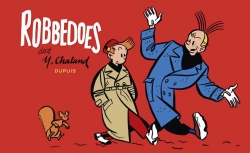 Robbedoes # HC Robbedoes door Chaland
