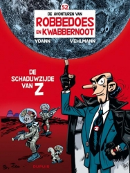 Robbedoes en Kwabbernoot # SC52 De schaduwzijde van Z