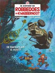 Robbedoes en Kwabbernoot # SC55 De Marsupilami is woest