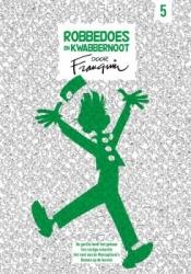 Robbedoes en Kwabbernoot door Franquin # HC05 Integraal