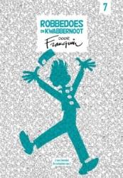 Robbedoes en Kwabbernoot door Franquin # HC07 Integraal