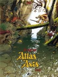 Sage van Atlas & Axis, de # HC01 De Noorhonden