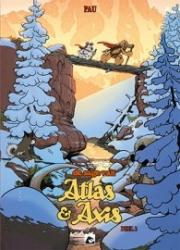 Sage van Atlas & Axis, de # HC02 Het oorsprongmysterie