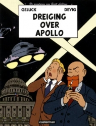 Scott Leblanc, de avonturen van # SC02 Dreiging over Apollo