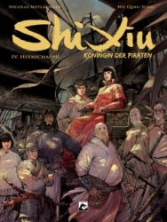 Shi Xiu # SC04 Heerschappij