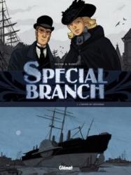 Special Branch # HC01 Het verval van de Leviathan