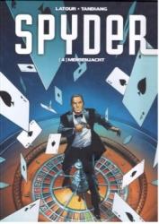 Spyder # HC04 Mensenjacht