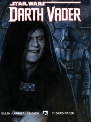 Star Wars Darth Vader # SC03 Duistere missie