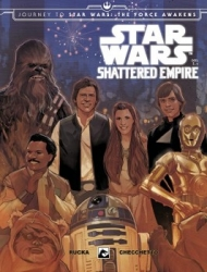 Star Wars The Force Awakens # SC11 Shattered Empire 1