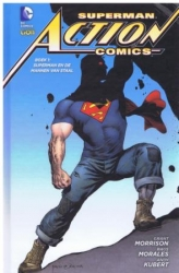 Superman, Action comics # HC01 Superman en de mannen van staal