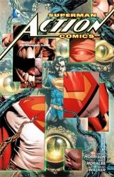Superman # HC - Action Comics 3: Het einde der tijden