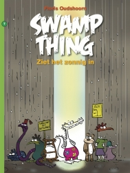 Swamp Thing # SC07 Ziet het zonning in