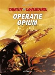 Tanguy en Laverdure # HC27 Operatie Opium