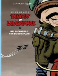Tanguy en Laverdure # HC02 Het escadrille van de ooievaars