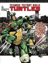Teenage Mutant Ninja Turtles # SC04 Oude vijanden, nieuwe vijand