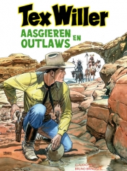 Tex Willer # SC04 Aasgieren & Outlaws