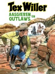 Tex Willer # SC04 Aasgieren & Outlaws