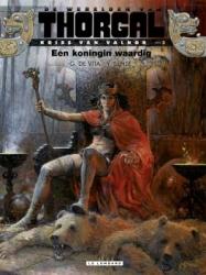 Thorgal, de werelden van: Kriss v Valnor # HC03 Een koningin ...