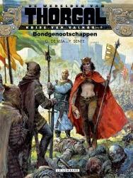 Thorgal, de werelden van: Kriss van Valnor # HC04 Bondgenoot..