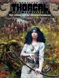 Thorgal, de werelden van: Kriss van Valnor # HC06 Het eiland van
