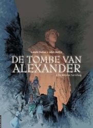 Tombe van Alexander, de # HC03 De Albasten Sarcofaag