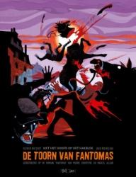 Toorn van Fantomas, de # HC03 Met het hoofd op het hakblok