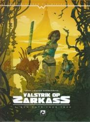 Valstrik op Zarkass, de # SC01 Een rups voor twee