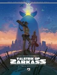 Valstrik op Zarkass, de # SC03 Gaia wegwezen!