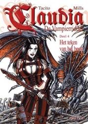 Vampierridder, Claudia de # SC04 Het teken van het beest