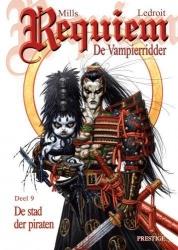 Vampierridder, Requiem de # SC09 De stad der piraten