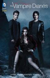 Vampire Diaries # SC01 Boek 1