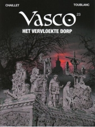 Vasco # SC23 Het vervloekte dorp