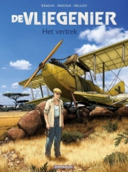 Vliegenier, de # SC01 Het vertrek