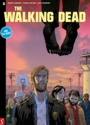 Walkind Dead # SC06 Boek 6