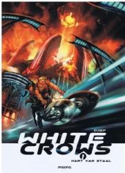 White Crows # SC01 Hart van staal