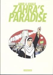 Zahra's Paradise # SC-uitgave