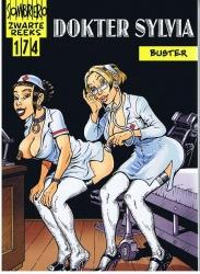 Zwarte reeks # SC174 Dokter Sylvia